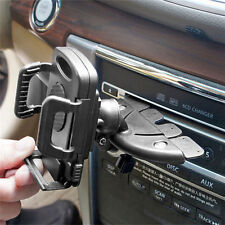 Universal Car CD Slot Phone Mount Holder Stand Cradle For Mobile iPhone Samsung@