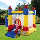 Inflatable Bounce House Kids Jumper Bouncer Jumping Castle for Children 3-10