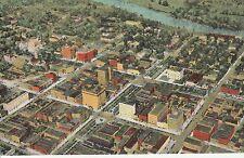 LAM (V) Macon, GA - Aerial View of the City