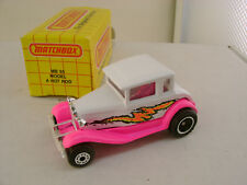 1991 MATCHBOX SUPERFAST MB 55 MODEL A FORD HOT ROD NEW IN BOX
