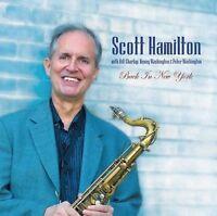Back in New York by Scott Hamilton Quartet (CD, Apr-2005, Concord)12