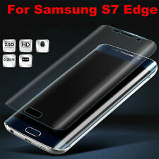 For Samsung Galaxy S7 Edge Ultra Clear Full Cover Curved Screen Protector Film