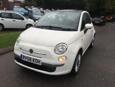 Fiat 500 50,000 to 74,999 miles Vehicle Mileage Cars