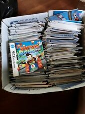 Nintendo Ds Game instruction manual lot Nds wholesale (no game)