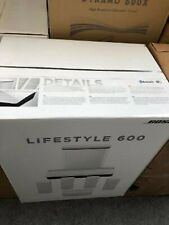 Bose Lifestyle 600 Home Theater System W/ Jewel Cube Speakers (Black)OR (WHITE)