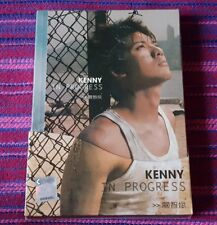 Kenny Kwan ( 關智斌 ) ~ In Progress (AVCD) ( Hong Kong Press ) Cd