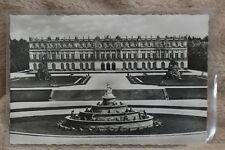 Alte Ansichtskarte Schloss Herrenchiemsee mit Latona-Brunnen / ungelaufen