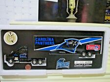 White Rose Limited Edition 1/64 NFL CAROLINA PANTHERS Inaugural '95 Truck NuBoxd