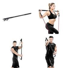 Bionic Body Workout Bar for Power Lifting Strength Training Home Gym and Cardio