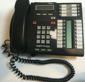 Nortel Networks T7316E Business Office Phone Telephone NT8B27 T-7316e  24 Lines