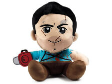 Army of Darkness/Evil Dead ~ ASH WILLIAMS PLUSH FIGURE ~ Phunny Kidrobot