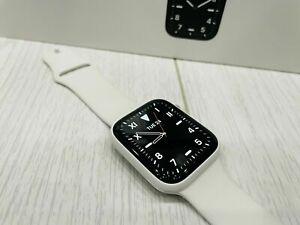 Apple Watch Series 5 44mm White Ceramic Case & Sport Band A2157 - Apple Warranty