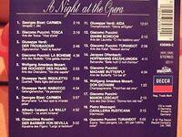 A Night at the Opera (Polystar/Decca, 1992) Luciano Pavarotti, Montserrat.. [CD]