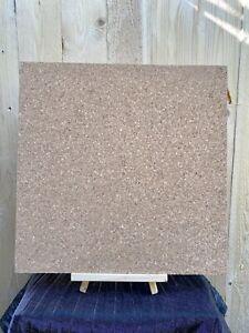 40cm Square pin trading cork board Handmade Notice Board