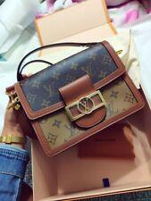 Sale! Mint Authentic 2019 Louis Vuitton LV Bag Monogram Dauphine Mini Reverse