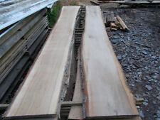 Eiche Wildeiche unbesäumt rustikal Bretter Bohlen Regal Board        27-40x2,8cm