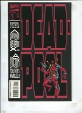DEADPOOL: CIRCLE CHASE #1 THE CIRCLE CHASE ROUND 1! (9.0) 1993