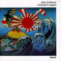 John Coltrane - Concert in Japan [New CD]