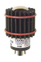 PEARL TUBE COOLER for 8-pin SMALL-SIGNAL & POWER TUBES — TYPE OCF-8