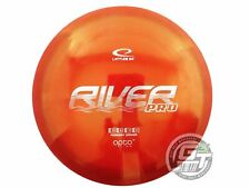 New Latitude 64 Opto River Pro 173g Red Silver Stamp Fairway Driver Golf Disc