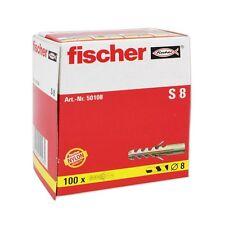 Fischer S 8 Spreizdübel  (50108)