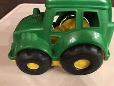 Original 6 Big Blocks John Deere Tractor By Mega Bloks Tractor only