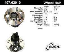 Wheel Bearing and Hub Assembly-4-Wheel ABS Rear Centric 407.62010E