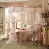 Brand Bed curtain Mosquito net canopy Mosquito bar Anti-mosquito net with stents