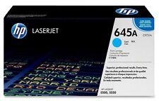 HP C9731A Cyan Original Genuine LaserJet Toner Cartridge 645a