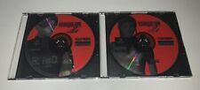 Resident Evil 2 (PlayStation 1, 1998) PS1 Discs Only Tested & Work Great