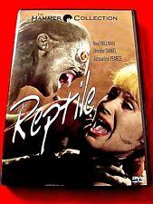 The Reptile Ln Dvd Oop Hammer Jacqueline Pearce Jennifer Daniel Noel Willman
