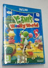 YOSHI'S WOLLY WORLD  WII U  NUOVO