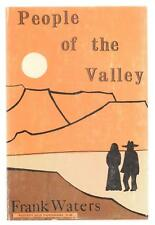 People of the Valley by Frank Waters (1969, Paperback) southwest