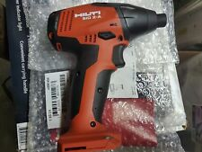HILTI SID 2-A IMPACT DRILL DRIVER (TOOL) - FREE SHIPPING - BRAND NEW