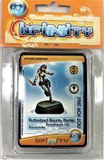 Corvus Belli Infinity Authorized Bounty Hunter - Miranda Ashcroft; Limited Ed
