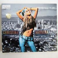 Christina Aguilera Asia Mandarin China Import 2 CD Set Double Golden HDCD