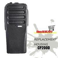 Replacement Repair Housing Case Kit For MOTOROLA CP200D radio In Black