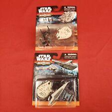 Star Wars The Force Awakens Micro Machines Tie Fighter Star Destroyer