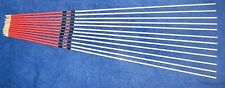 """1518 Easton """"24Srt-X"""" Vintage Aluminum Target/Traditional Arrows New with Crest"""