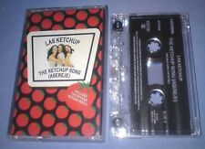 LAS KETCHUP THE KETCHUP SONG (ASEREJE) cassette tape single
