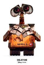 WALL-E - 2008 original 27x40 D/S PIXAR movie poster - Style B - SIGOURNEY WEAVER