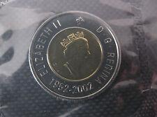 2002 Canadian Prooflike Toonie ($2.00)  **Double Date 1952-2002**