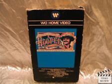 Hooper VHS Large Case Burt Reynolds; Good