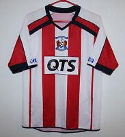 Kilmarnock Scotland away player issue worn ? shirt 12/13 #11