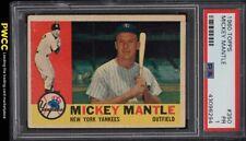1960 Topps Mickey Mantle #350 PSA 1 PR