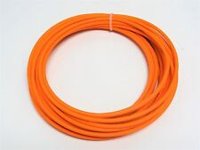 AUTOMOTIVE WIRE 10 AWG HIGH TEMPERATURE GXL WIRE ORANGE 50 FT MADE IN U.S.A