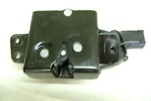 Buick Enclave Cadillac CTS SRX Chevy GMC Acadia Saturn rear hatch latch actuator