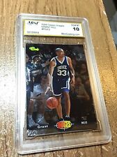 1994 Classic Images Grant Hill #POY3 Rookie RC MGS 10 Gem Mint