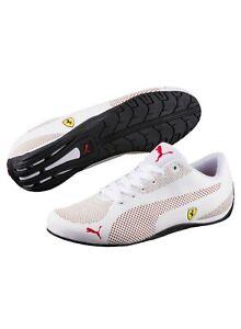 basket puma ferrari blanche homme cheap buy online