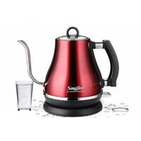 1.2l Electric Kettle Colorful 304 Stainless Steel Gooseneck 1500w Household 220v